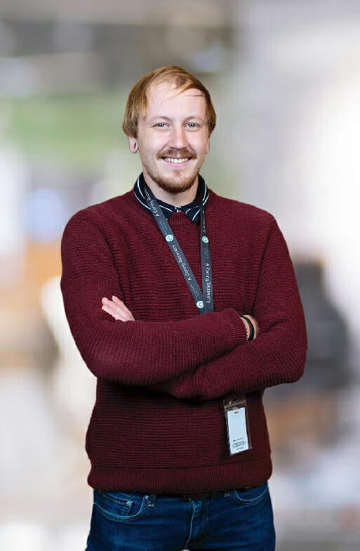 Staff Nicholas