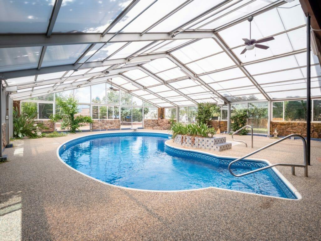 inpatient rehab location pool