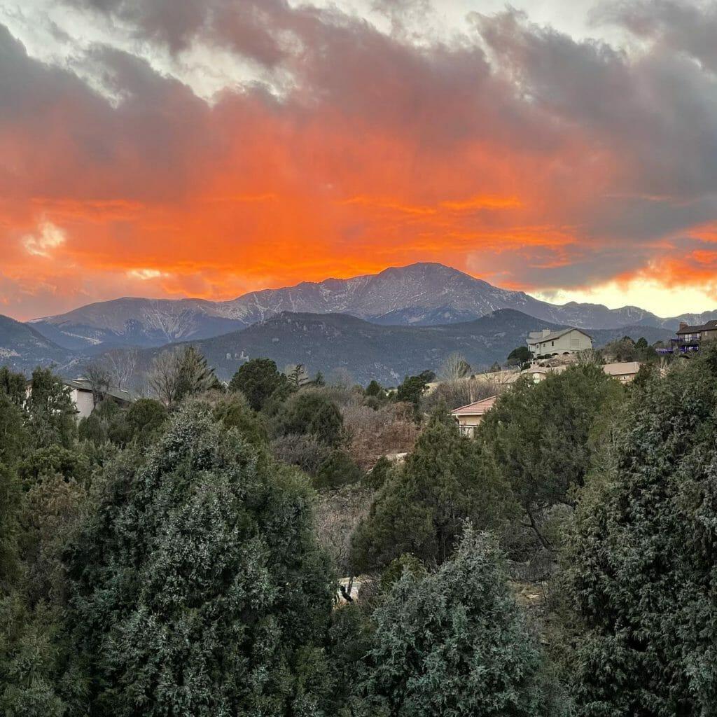 Views for Colorado inpatient rehab