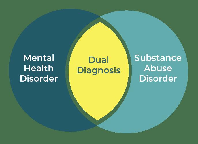 Dual Diagnosis diagram
