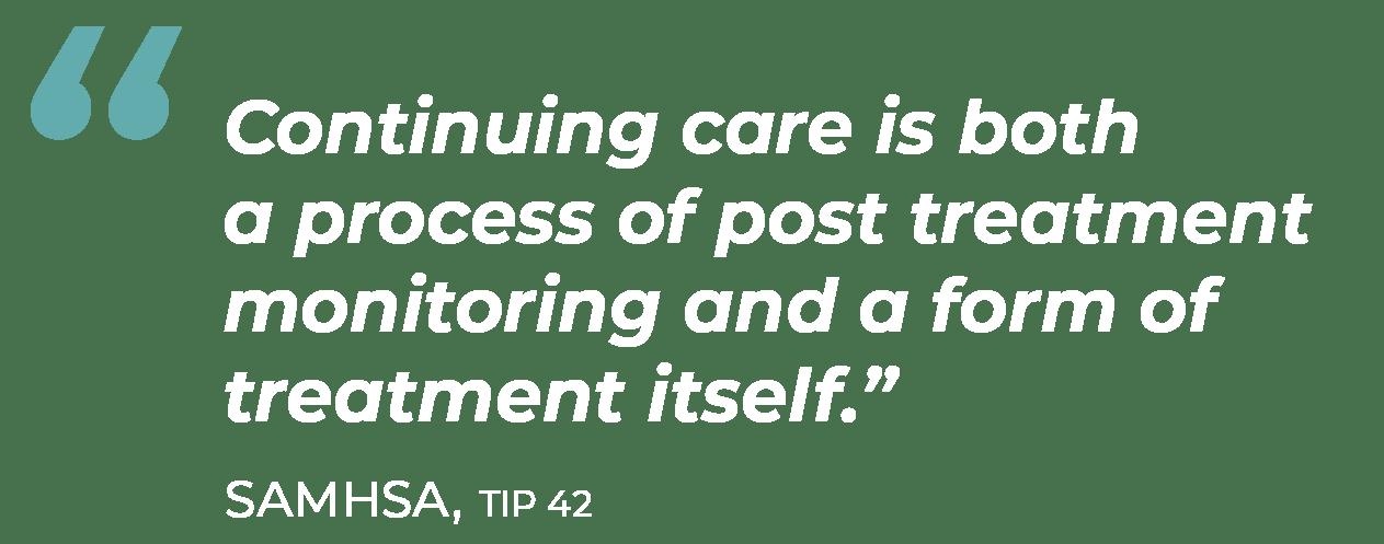 continuing care quote